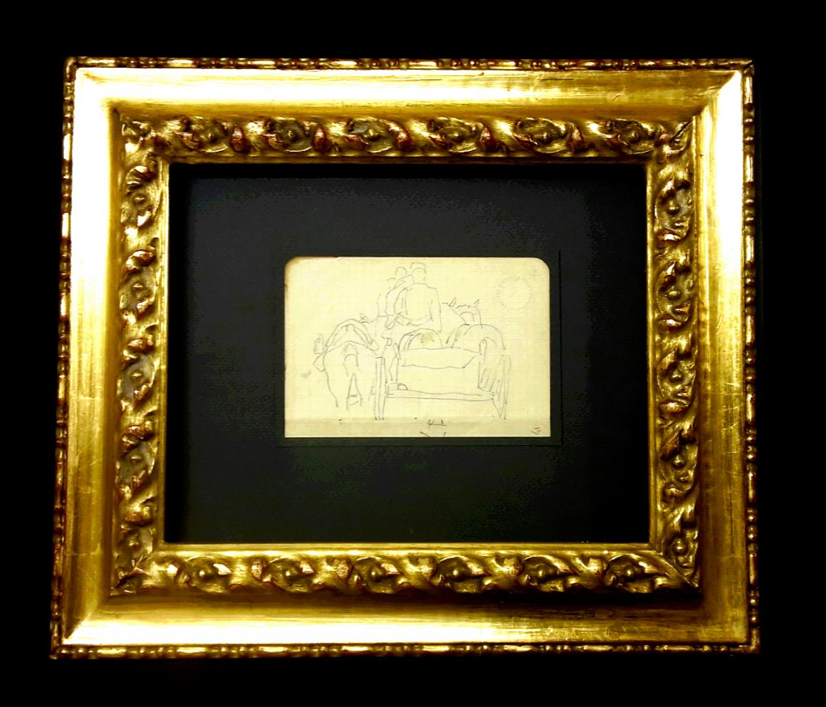Giovanni Fattori – Studio per salmerie