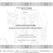 Giovanni Fattori-Disegni in piccolo Formato dalla Collezione Malesci