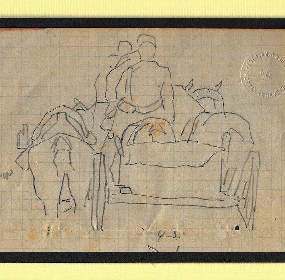 Giovanni Fattori – disegni in piccolo formato dalla Collezione Malesci